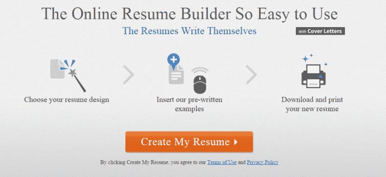 Create My Resume