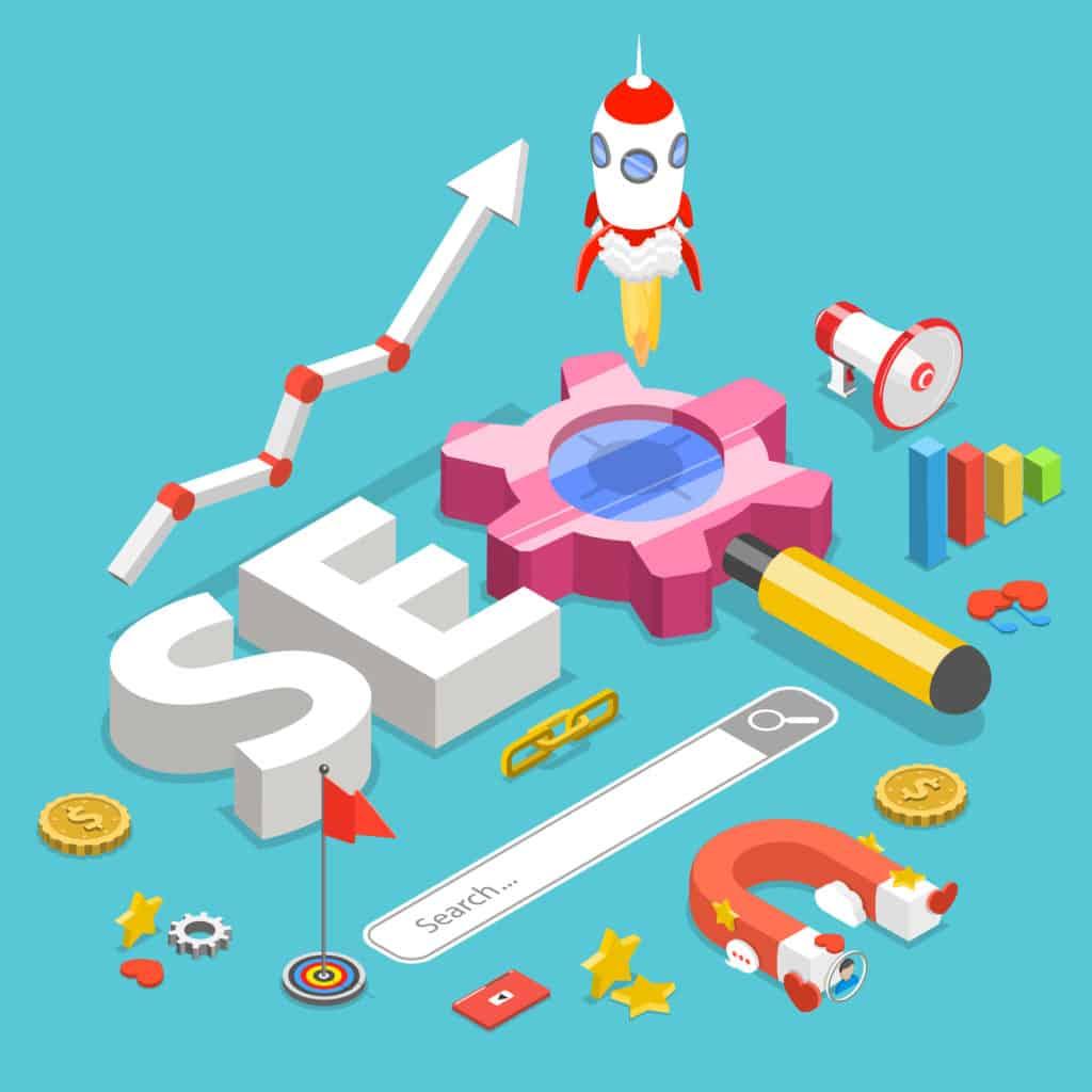 The mechanics of SEO