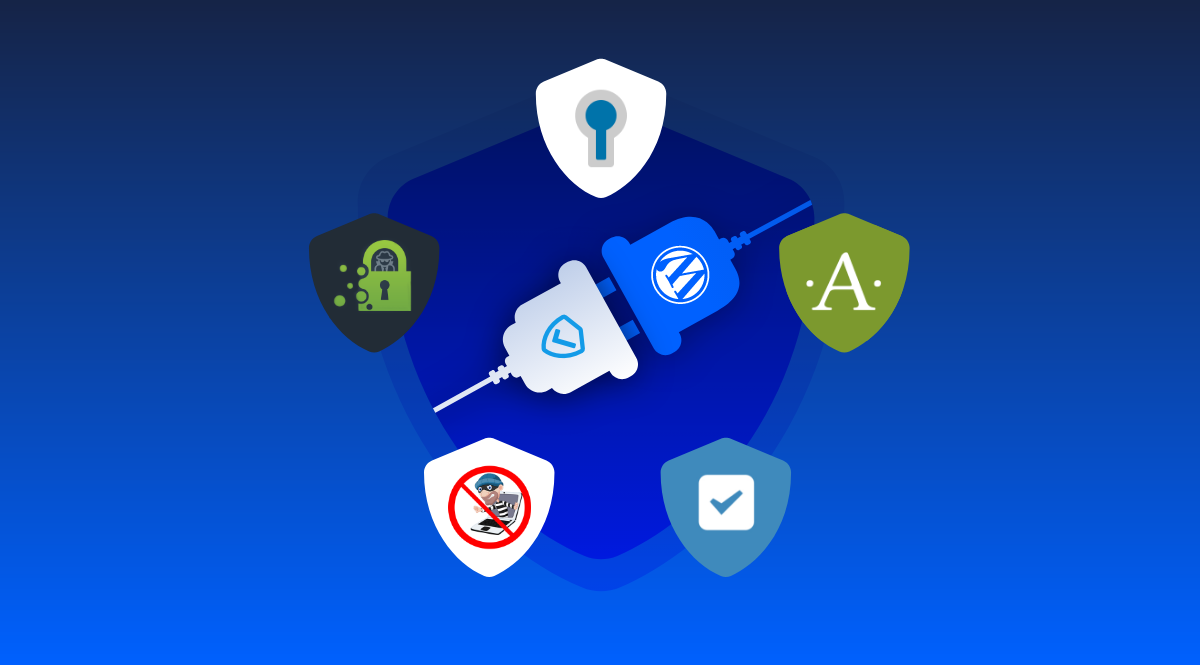 WordPress security graphic