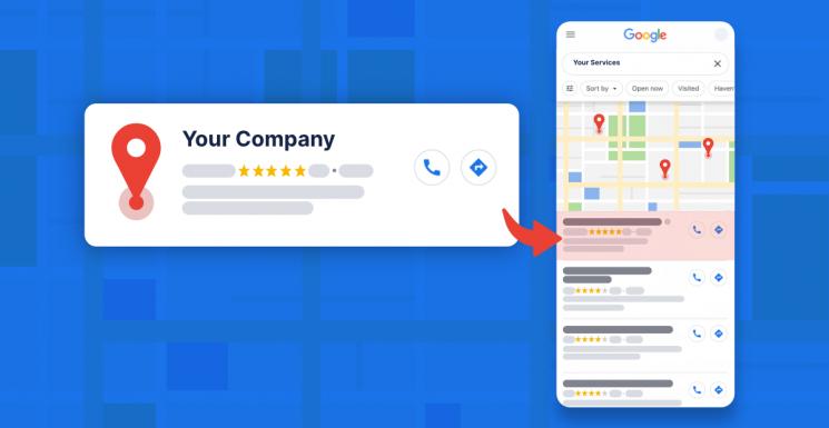 GoogleMap-Ranking